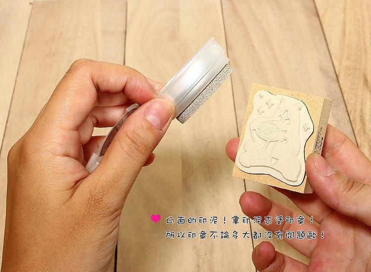 Tsukineco 月貓印台 Brilliance 珠光印泥