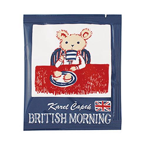 Karel Capek 山田詩子紅茶店 小包裝 小茶包 5P 英國早餐紅茶 卡雷爾恰佩克