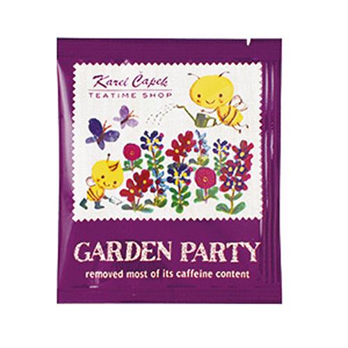 Karel Capek 山田詩子紅茶店 小包裝 小茶包 5P 花園派對紅茶 卡雷爾恰佩克