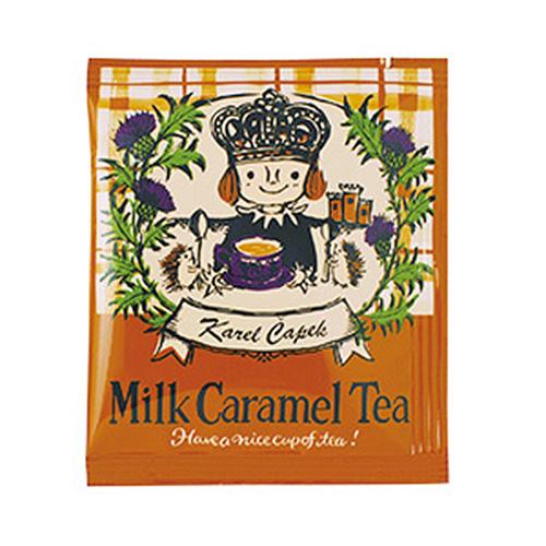 Karel Capek 山田詩子紅茶店 小包裝 小茶包 5P  焦糖奶香紅茶 卡雷爾恰佩克