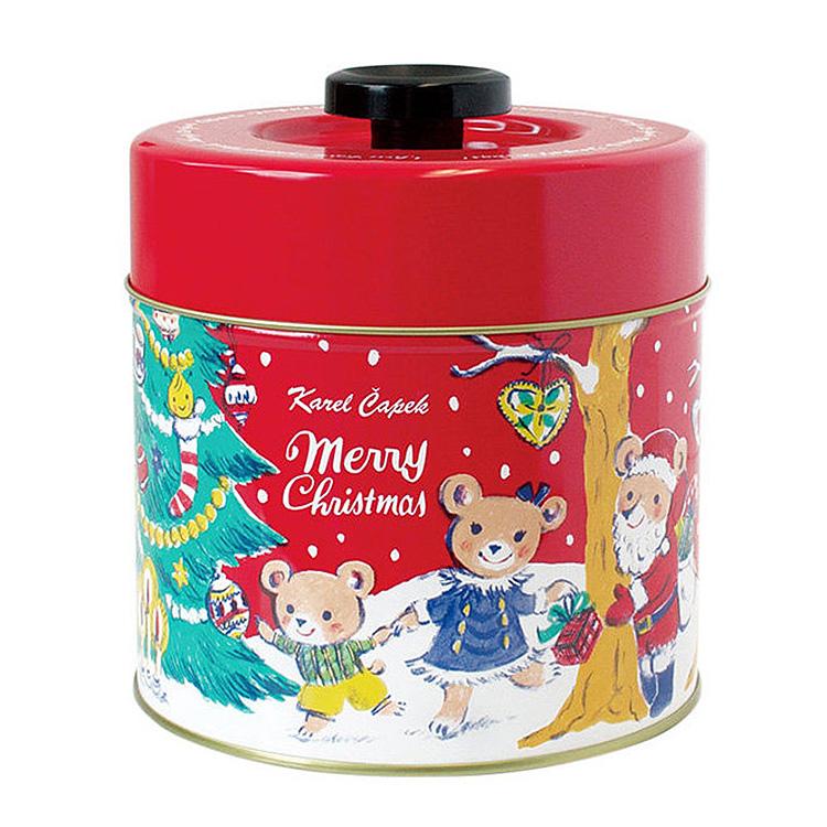Karel Capek 山田詩子紅茶店 小茶包 紀念款  大茶罐 混合口味 卡雷爾恰佩克