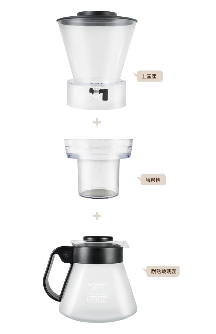 生態綠咖啡 冰滴咖啡