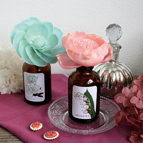Art Lab 香氛實驗室 經典系列 瓶中花 香氛花 補充精油 狩獵隊 Pattern Safari