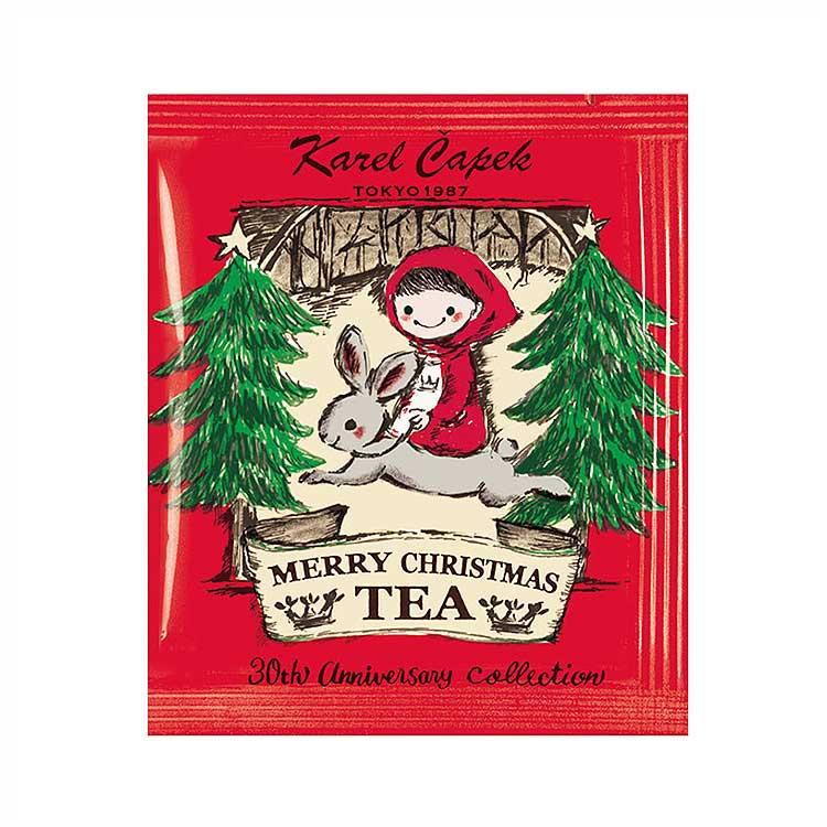 Karel Capek 山田詩子紅茶店 小包裝 小茶包 聖誕節 聖誕紅茶 卡雷爾恰佩克